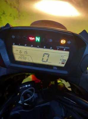 Honda NC700 0