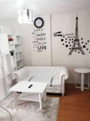 LPN Bodin Ramkamhang TowerA4 FL3 nice decor near Pier 7-11 Amazon Cafe