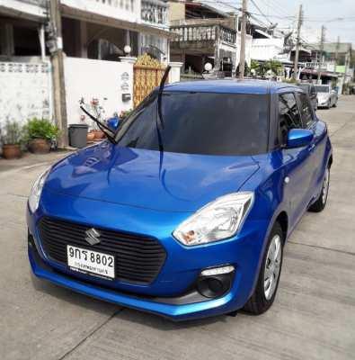 Suzuki Swift GL 2020 17,020 km used
