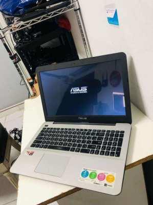 Asus X555B (A9 3.0GHZ ,8GB DDR4,1TB HDD, Radeon2GB VGA , 15.6