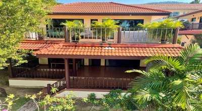 For sale villa 40m from the beach Bang Por Koh Samui