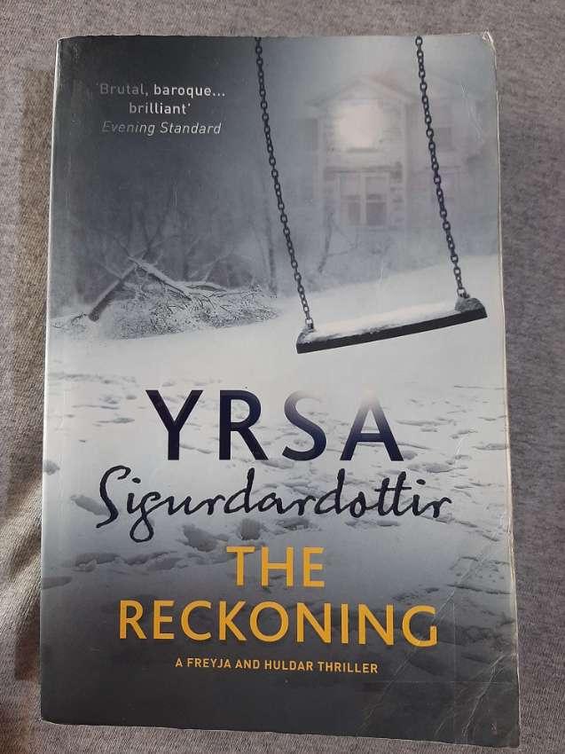 The Reckoning - Yrsa Sigurdardottir