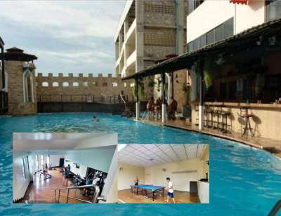 Pattaya 18 Units Rental Business for Sale
