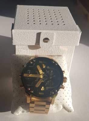 DIESEL  MR BIG DADDY 57MM Men's Watch