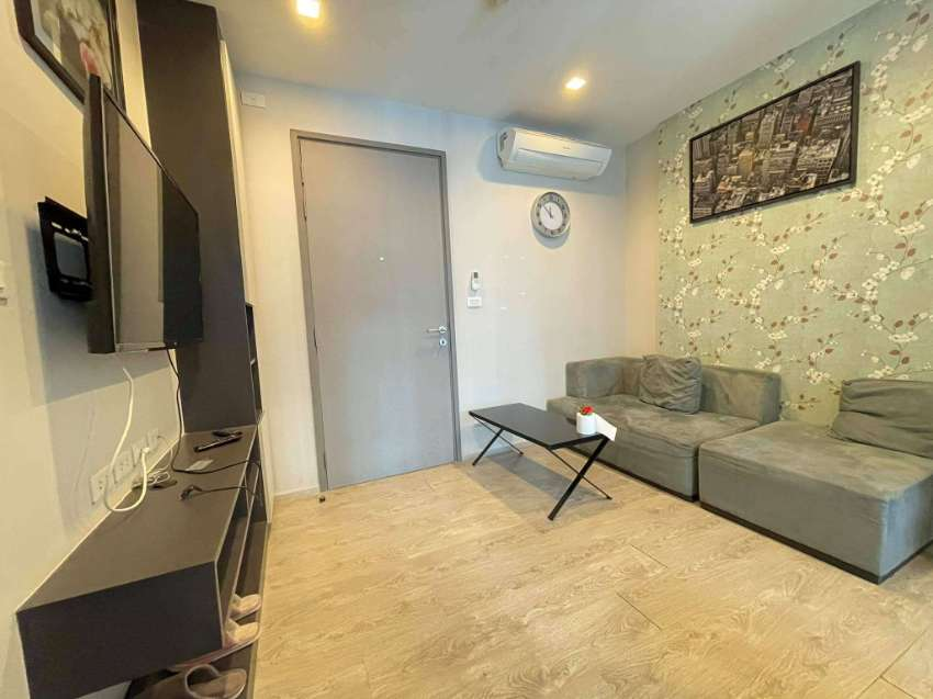 The Base Condo Central Pattaya 1 BR 36 sqm for Rent