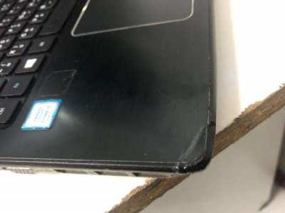 Acer aspire E5-576 8TH GEN i5 8gb 120 ssd 15.6