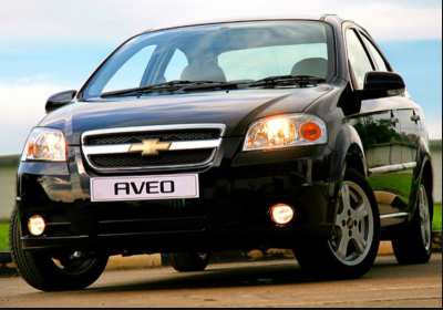Samui Chevrolet Aveo for sale.