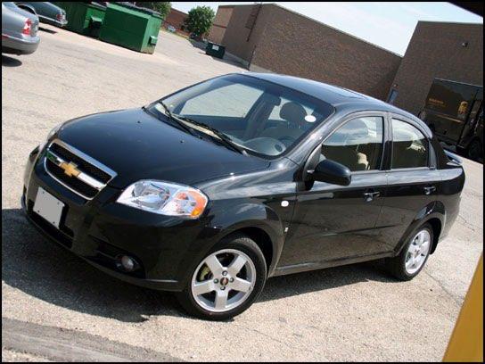 Samui Chevrolet Aveo for sale.