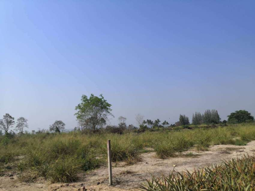 Beautiful land in Hua Hin