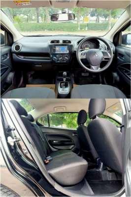 Mitsubishi Attrage 1.2 GLX มือเดียว สวย ขับดี พร้อมใช้