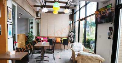 5703005 Bang Phli Cafe' and Restaurant for Rent only