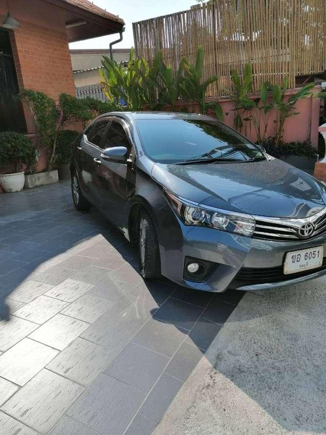Toyota Altis V Navi Super CVT-I 1.8