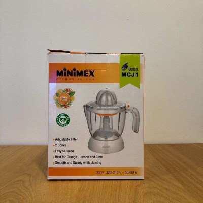 JUICER MINIMEX MCJ1