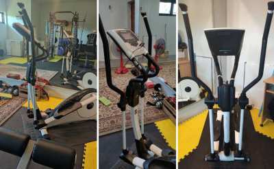 Kettler CTR3 Elliptical Cross Trainer (Made in Germany)