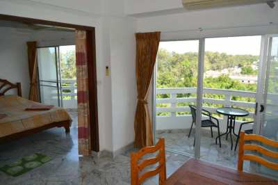 1 bedroom beach condo on Mae Ramphueng beach! Price 1,650,000 THB