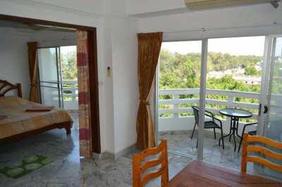 1 bedroom beach condo on Mae Ramphueng beach! Price 1,650,000 THB