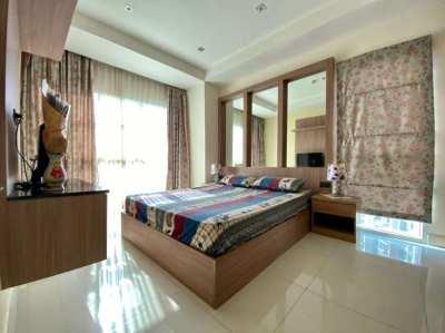 Great sea view 1 bedroom! 40 sq,m