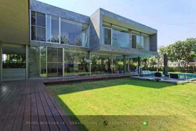 Summit Windmill Golf Club - Modern Designed Single House / Lakeside