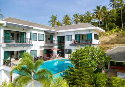 DISCOUNTED Villa 6 bedrooms for sale in Bophut, Koh Samui, Thailand