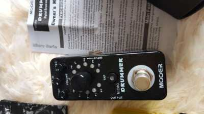 Vox, NUX, Mooer Guitar Pedals for Sale