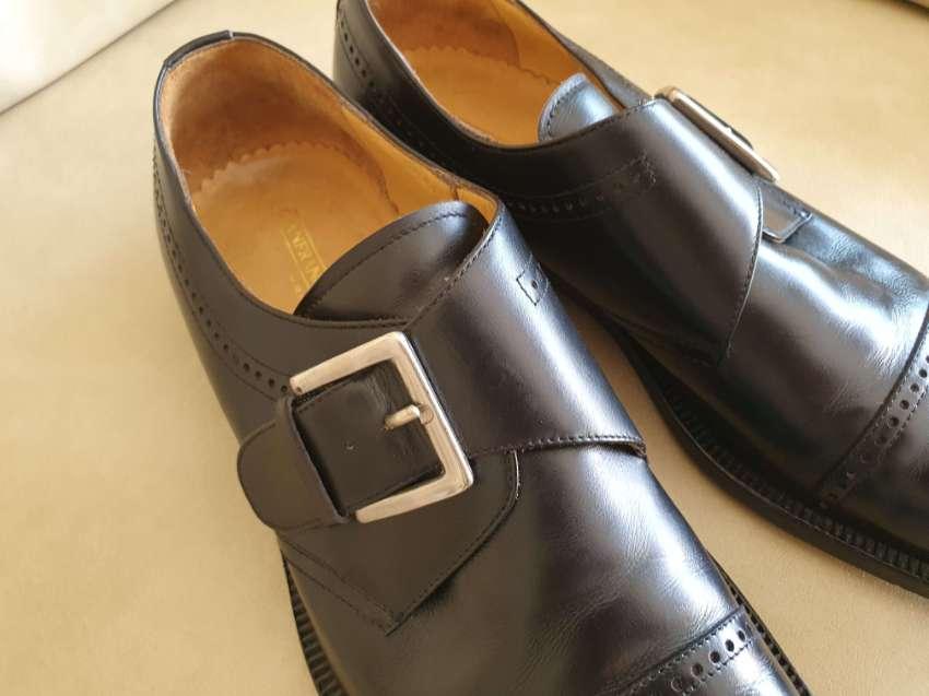 Elegant men's shoe in real leather by Gianfranco Ferretti
