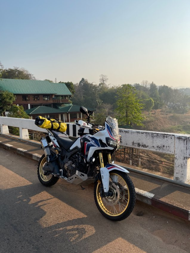 2017 CRF 1000 L Africa Twin DCT