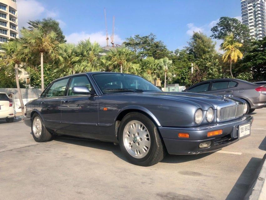 Jaguar XJ Series V6-3.2