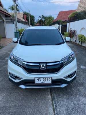 Honda CRV 2.4 EL 2 WD, 09/2016, 22,000km! 1st owner