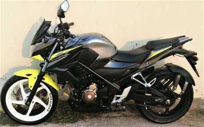 08/2018 Honda CB300F 59.900 ฿ Easy Finance by shop