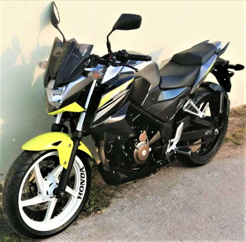 2018 Honda CB300F 62.900 ฿ Finance by shop
