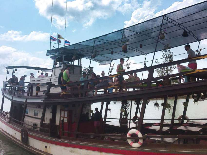 Boat Tour Business for Sale in Koh Phangan