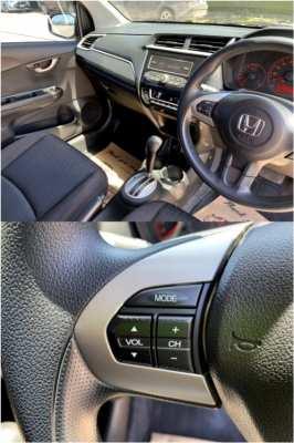 Honda Brio 1.2 V มือเดียว สวย รถเล็ก ประหยัดน้ำมัน พร้อมใช้