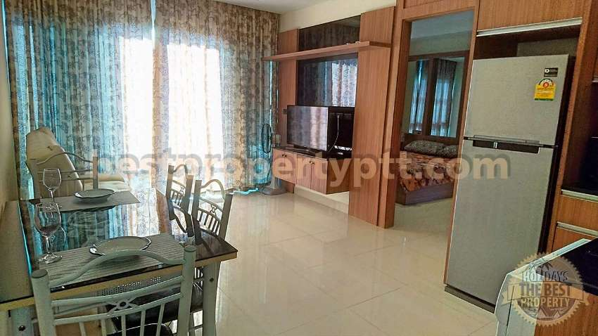 1 bedroom with front Sea view in Najomtien