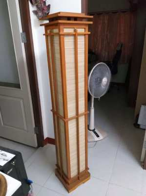 Mood lighting floor lamp
