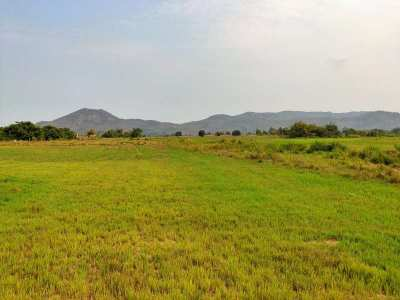 Hot!  Cheapest Bypass Land in the Hua Hin / Cha-am Area 28-1-67 Rai