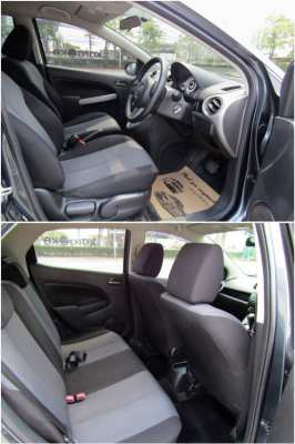 Mazda 2 1.5 Groove Sports มือเดียว สวยเดิม ขับดี ไม่มีชน