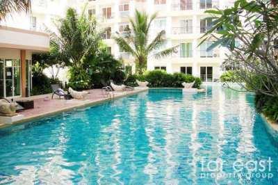 Resort Living At Park Lane Jomtien