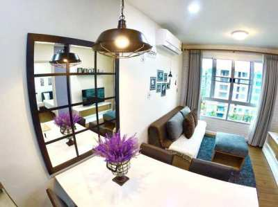 D condo Nim for rent, next to Central Festival.