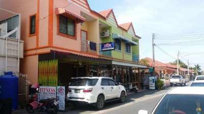 Shop House on Soi Kao-Noi, Pattaya City