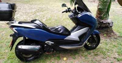 Honda Forza 300 2013 great condition
