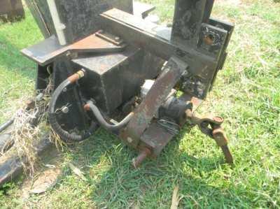 Backhoe Attachment PTO Tractor