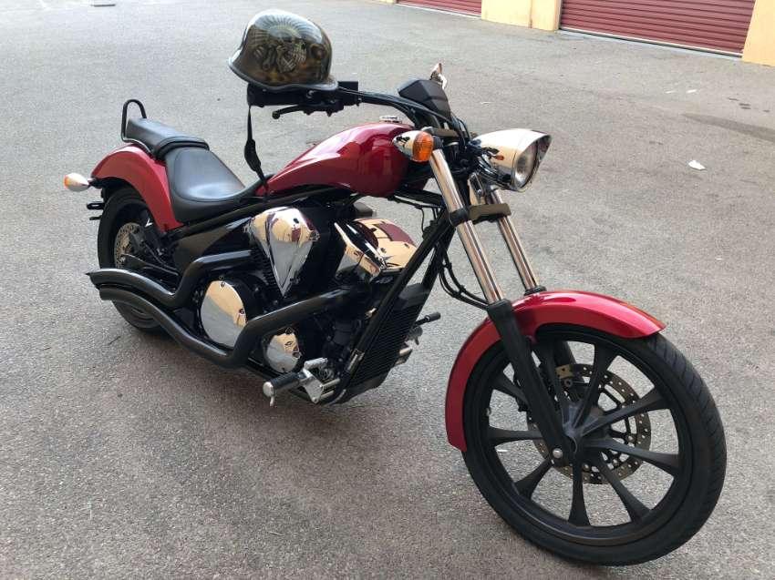 Honda Fury 1300cc  Very Rare In Thailand