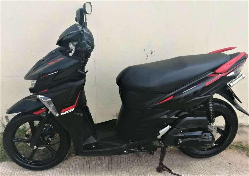 01/2019 Yamaha GT-125 - 31.900 ฿ Finance by shop