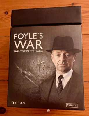 Foyle's War Complete set