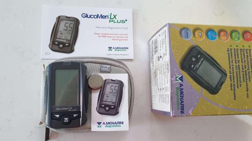 Diabetics Blood Glucose Tester - Glucomen LXplus+