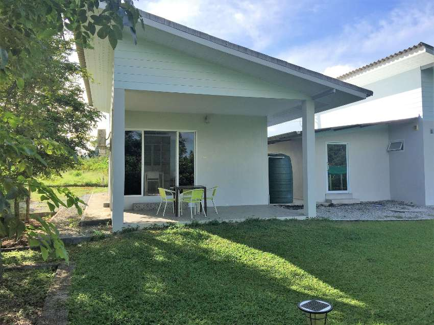House for rent  -  Nong Plalai  -  free Wifi   -   free water