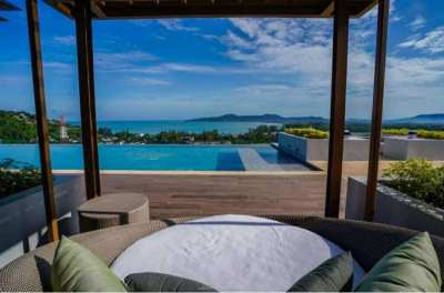 Reduced 3 bedroom seaview at the Panora Phuket