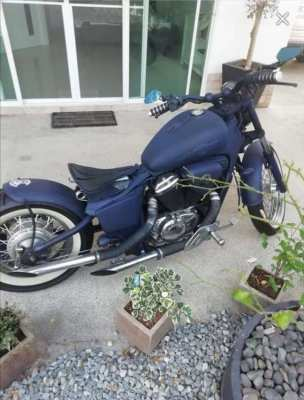 Honda Steed Chopper Custom Bike for Sale