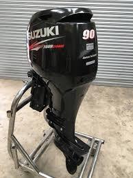 USED Suzuki 90HP Four Stroke outboard Motor Engine ( ฿36,882 )THB
