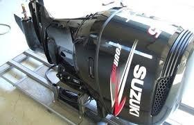 USED Suzuki 200 HP Four Stroke outboard Motor Engine ( ฿73,808) THB